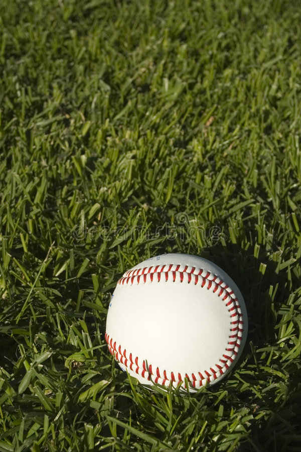 Base Ball Close up stock photos