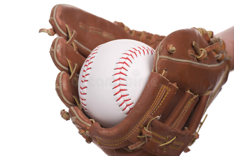 Base-ball contagieux image stock