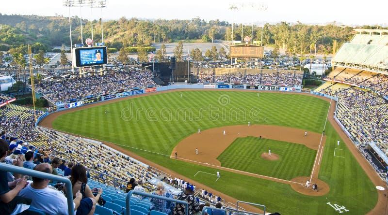 Base-ball de Los Angeles photos libres de droits