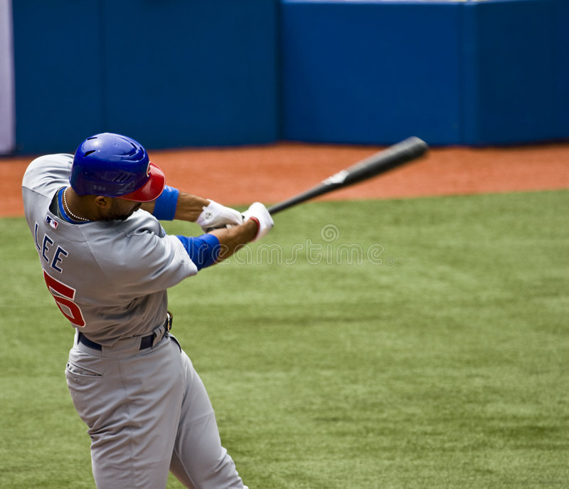 Base-ball : Derek Lee images stock