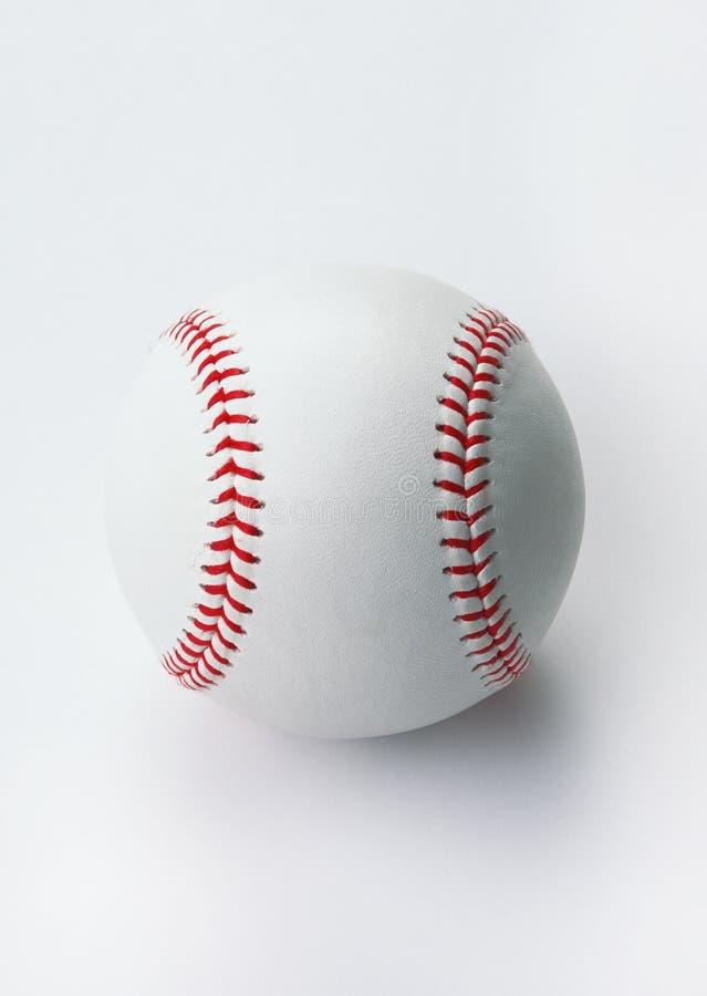 Base-ball neuf photographie stock