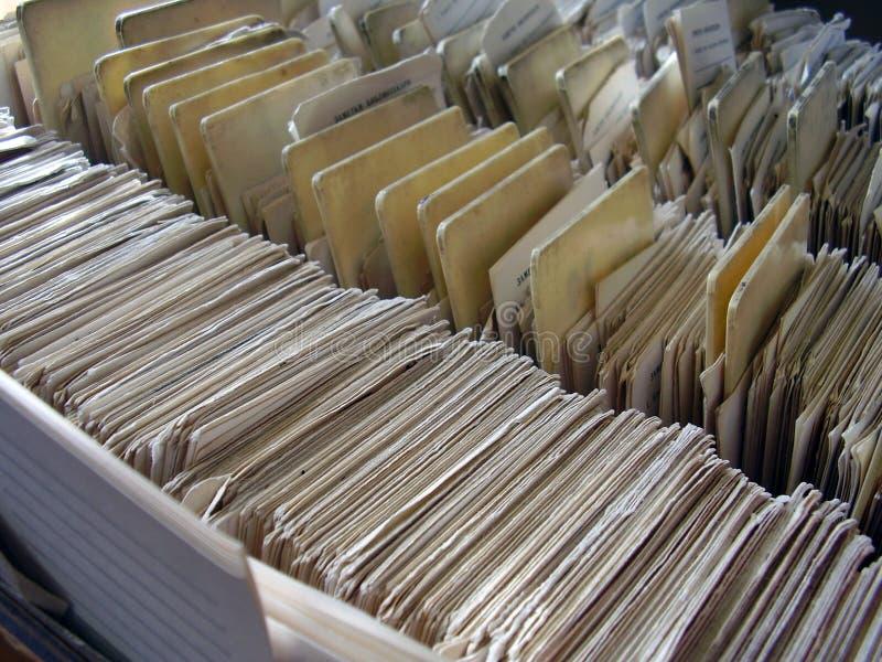 Base de datos imagenes de archivo