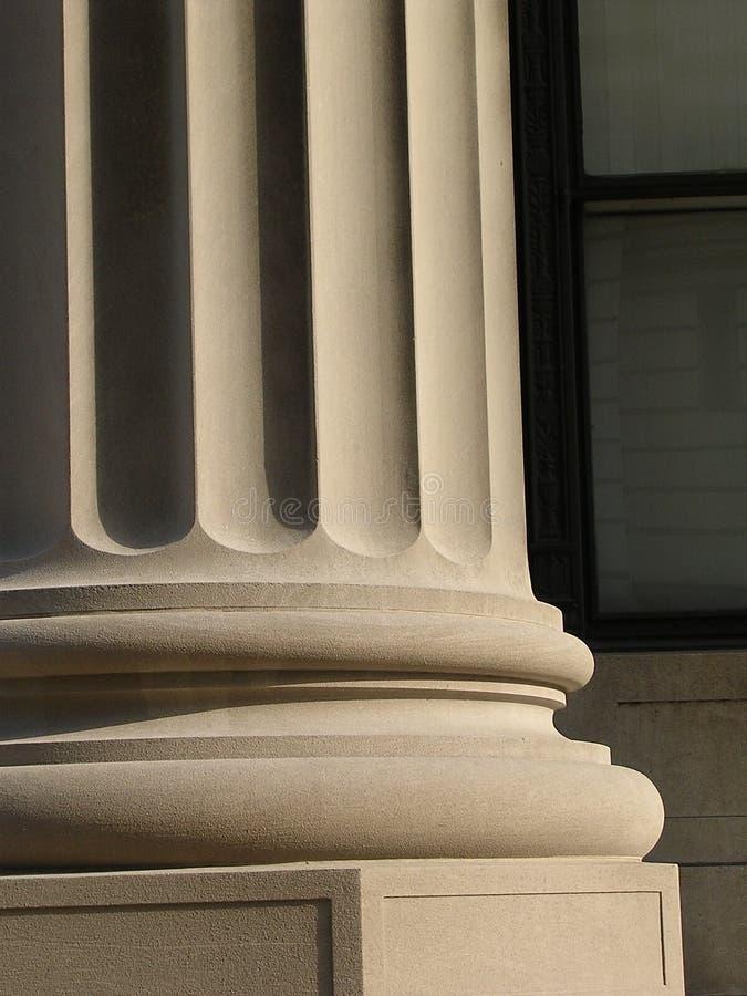 base kolonn royaltyfri fotografi