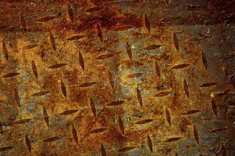 Download BASE METAL RUST Stock Image Of Rusty Metal Plate