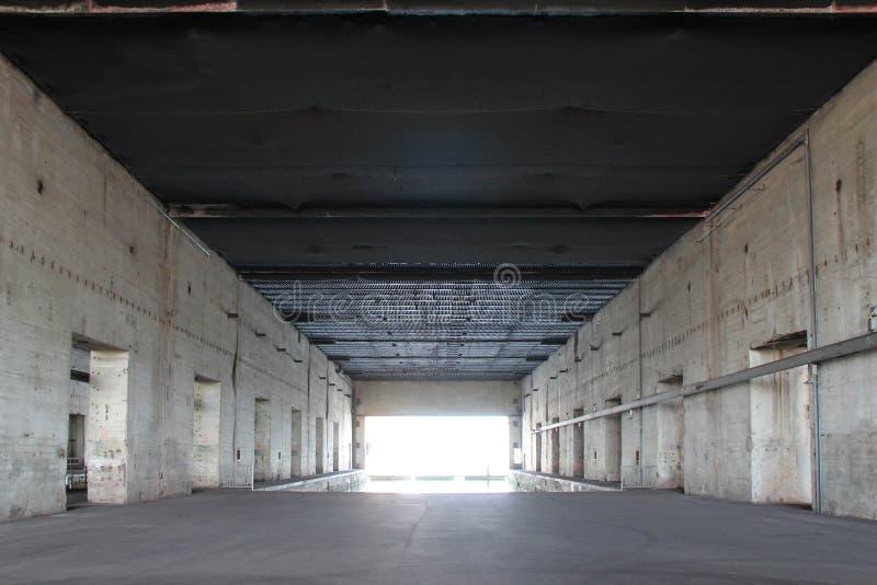Base navale - Saint Nazaire - Frances images stock