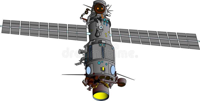 Base orbital libre illustration