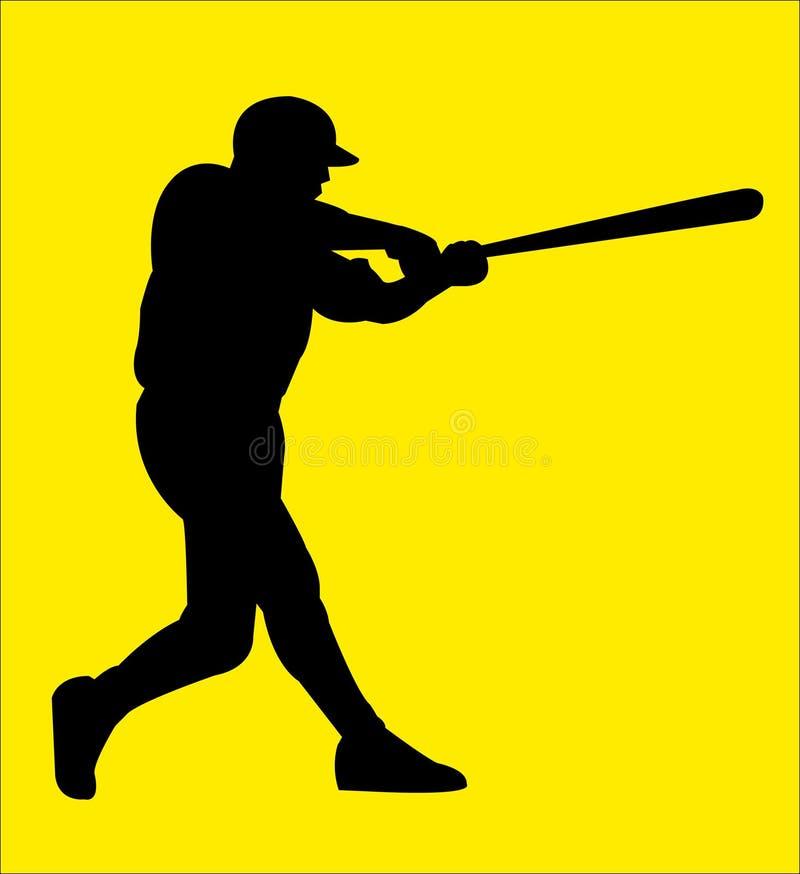 Baseball 11 royalty illustrazione gratis