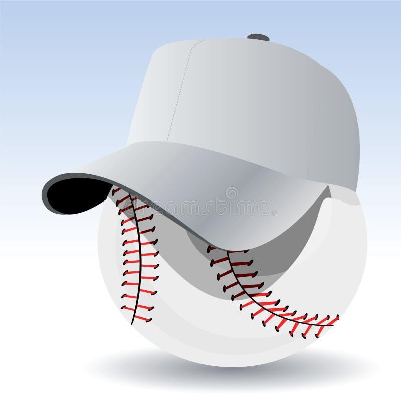 Baseball lizenzfreie abbildung