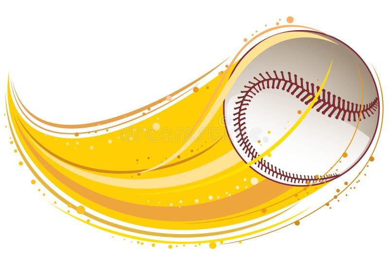 Baseball royalty free illustration