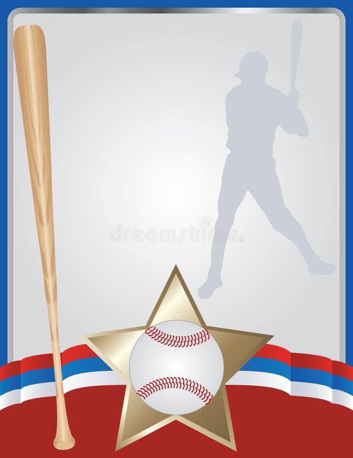 Baseball vector illustration