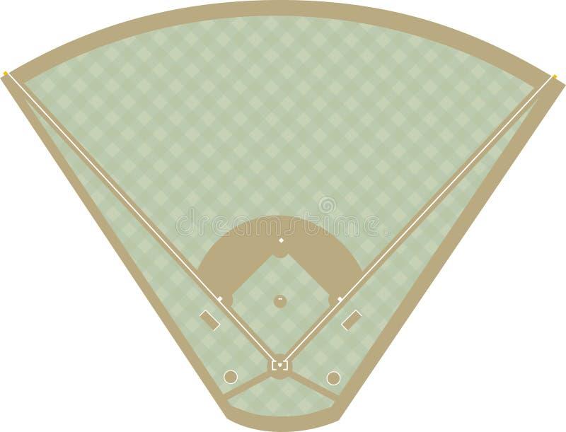 baseball royalty ilustracja