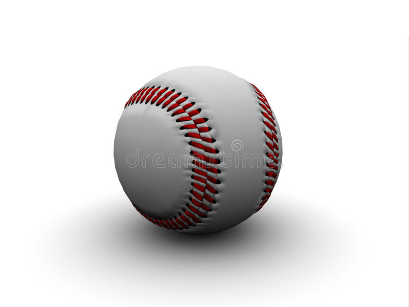 Baseball illustrazione di stock