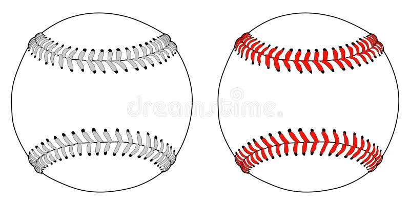 baseball ilustracja wektor