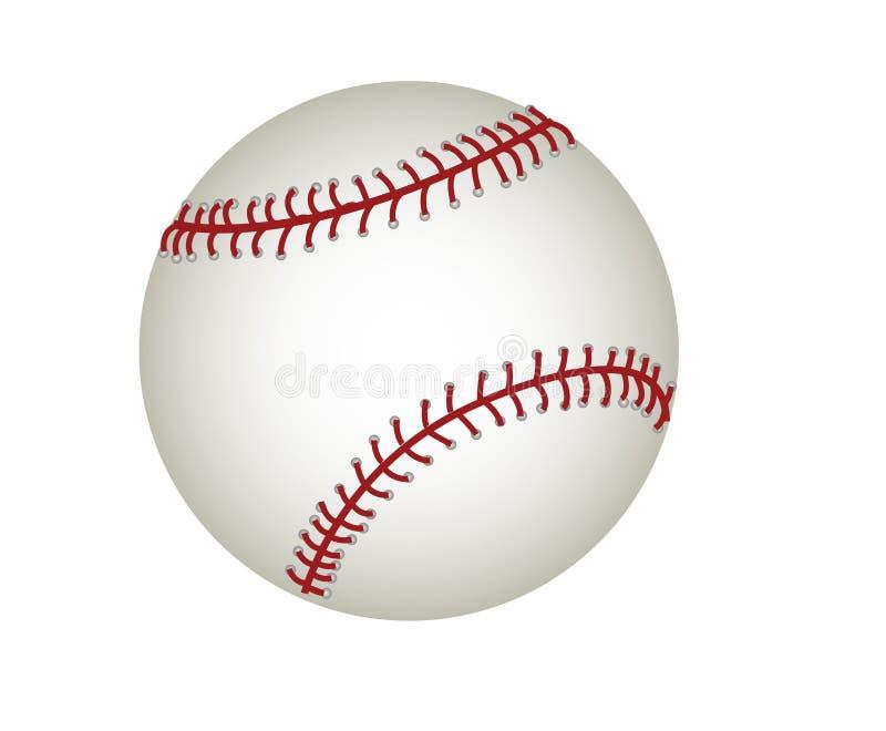 Baseball vektor abbildung