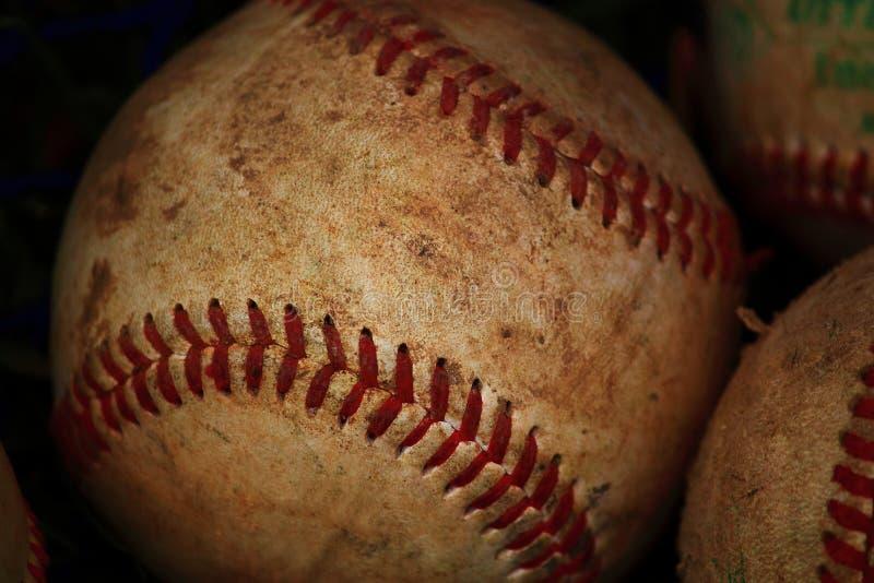 Baseball Background royalty free stock photo
