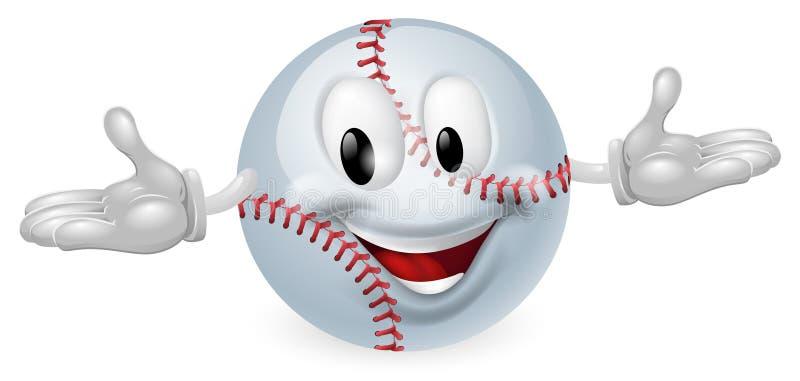 Baseball Ball Man stock photo