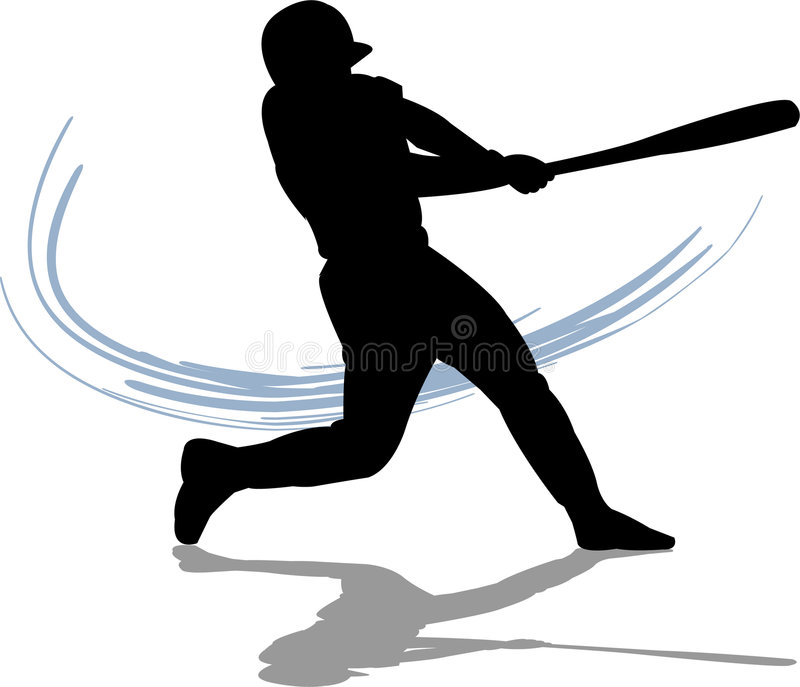 Baseball Batter vector illustration