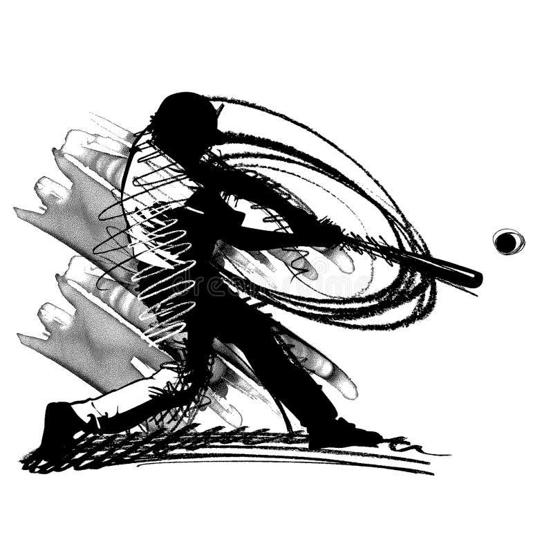 Free Baseball Batter Hitting Pitch Stock Photos - 17220353
