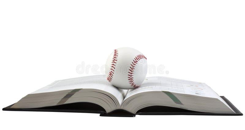 Download Baseball on book stock photo. Image of sport, play, baseball - 14857018