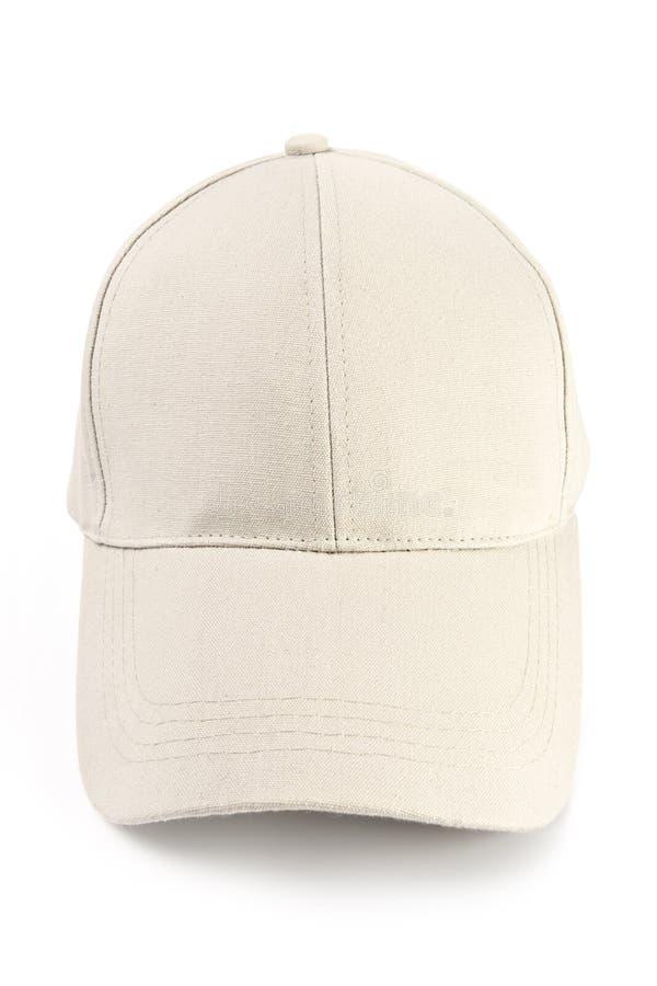 Baseball cap isolated stock photography