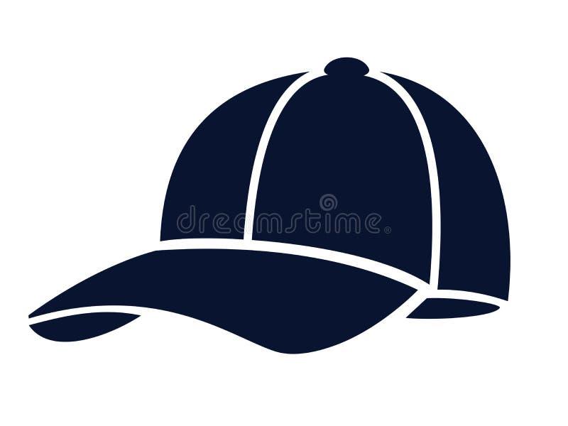 baseball cap stock vector illustration of sporting simple 47088315 rh dreamstime com baseball cap vector eps baseball cap vector template free