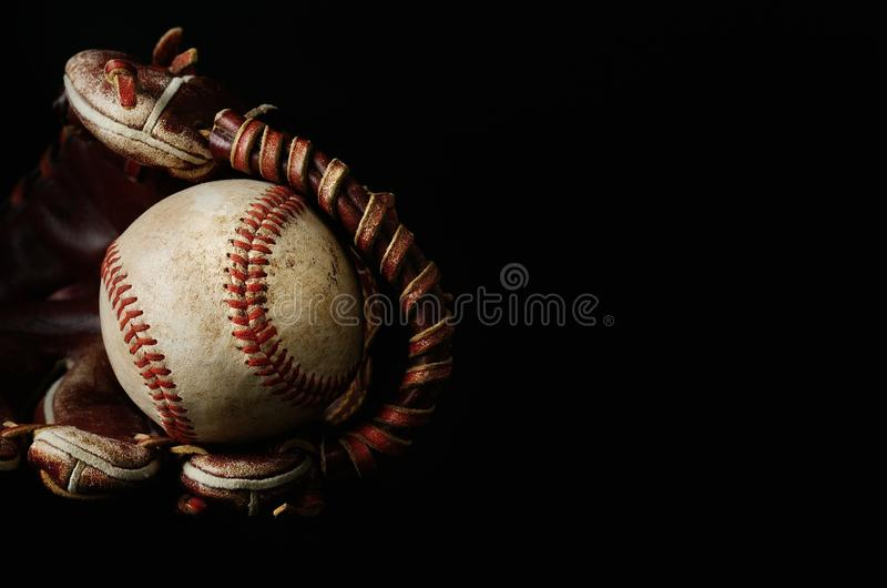 Download Baseball stock photo. Image of brown, leather, lace, background - 57698542