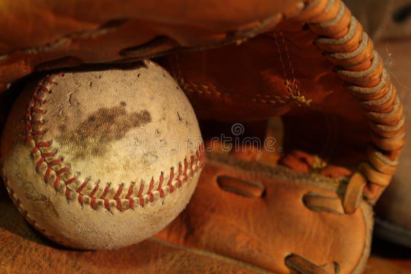 Baseball Equipment, Baseball Glove, Close Up, Baseball Protective Gear royalty free stock images