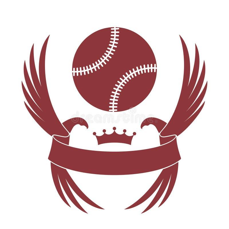 baseball Estilo de vida saudável ilustração do vetor