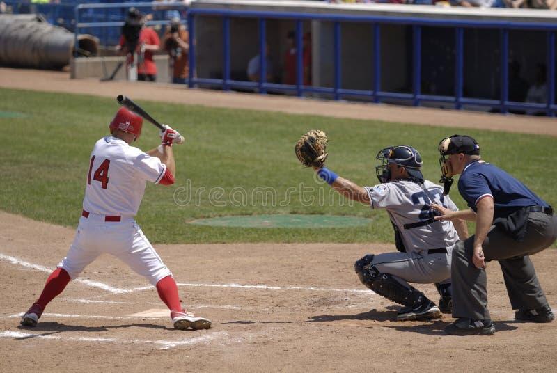 Baseball Game Editorial Photography