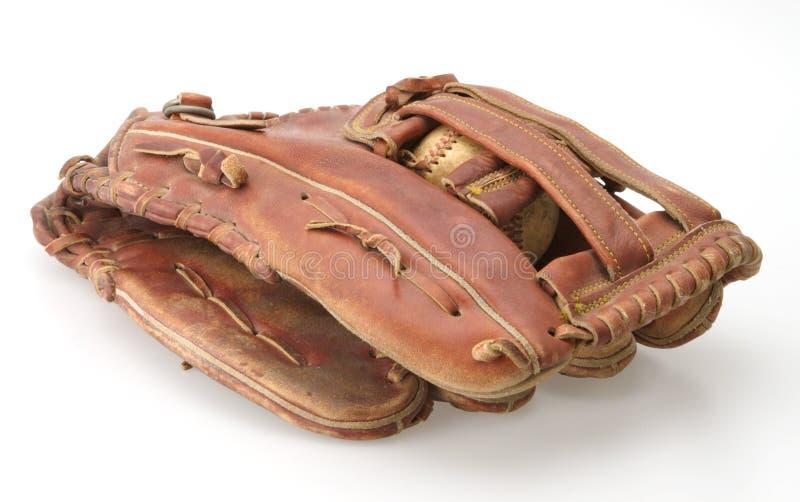 Download Baseball Glove stock image. Image of strike, pocket, rawhide - 4868285