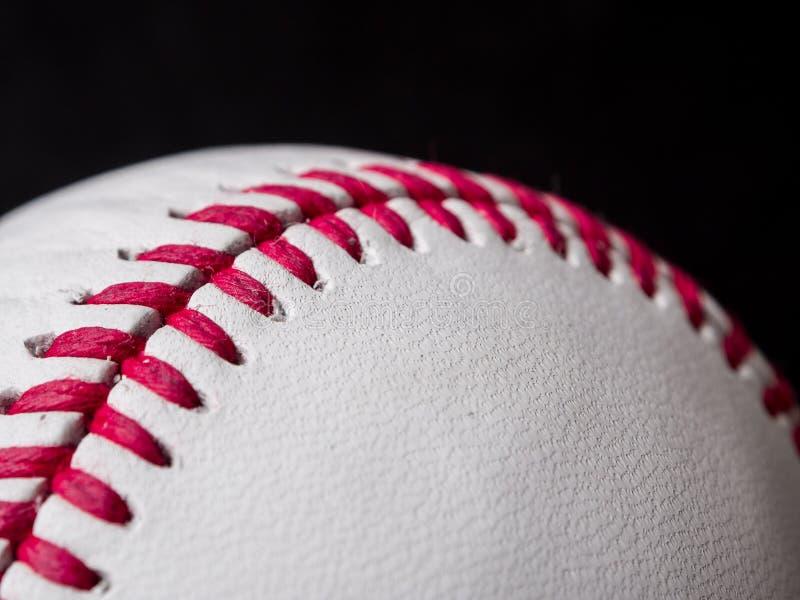 Download Baseball Laces Closeup Stock Photography - Image: 29863972