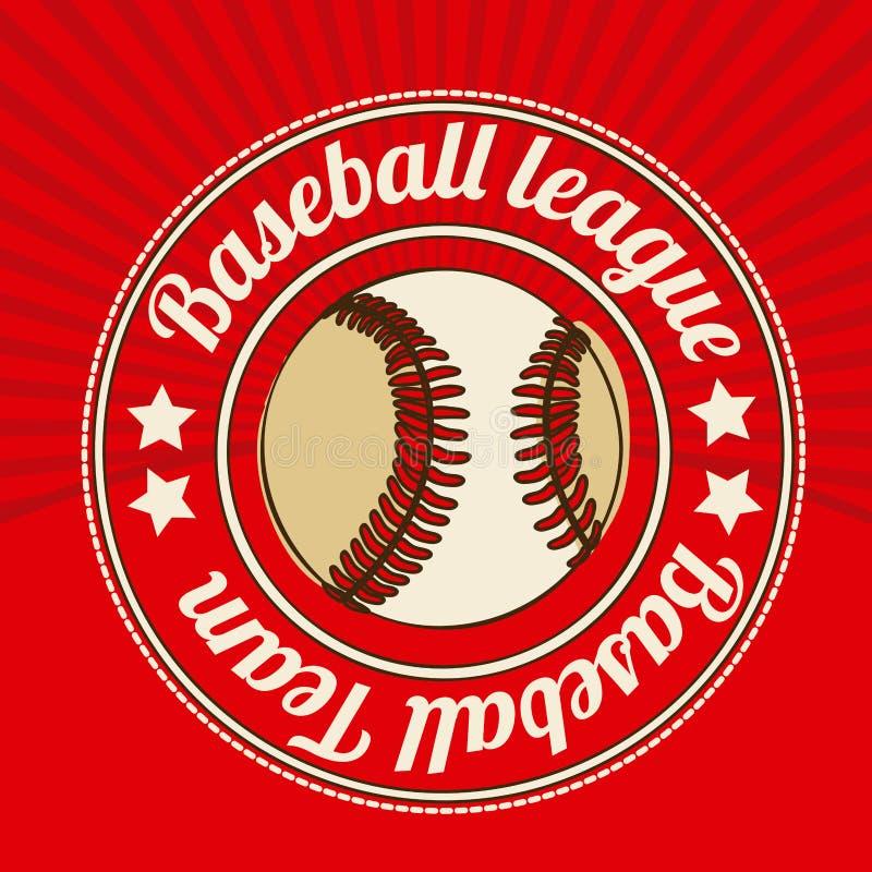 Download Baseball league stock vector. Image of recreational, baseball - 32041020