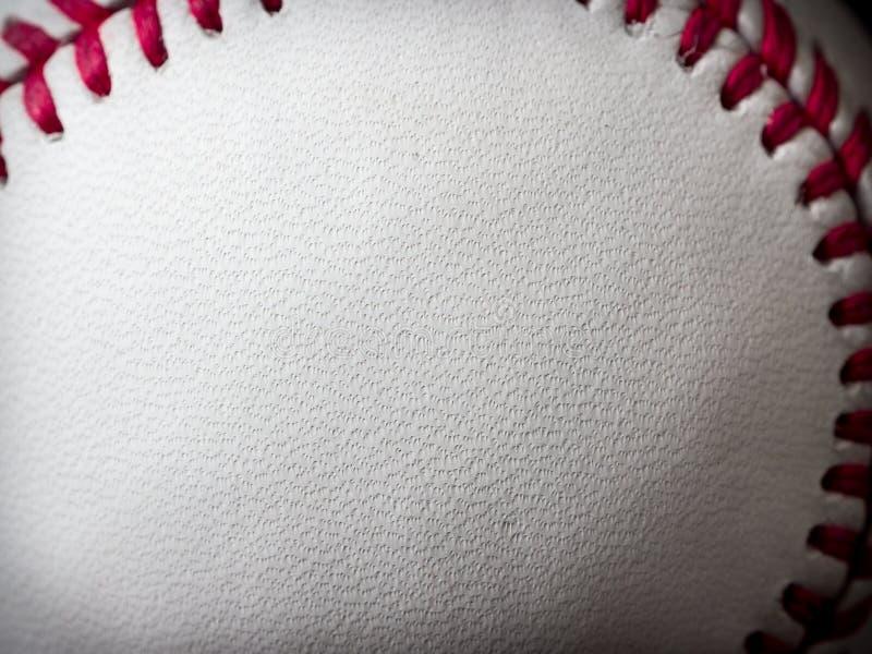 Baseball leather