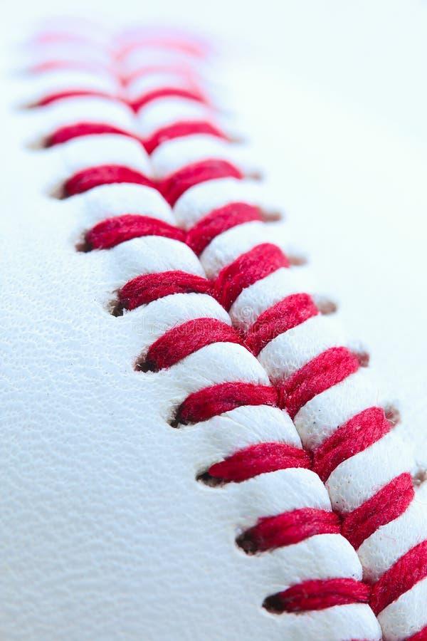 Baseball-N?hen stockfoto