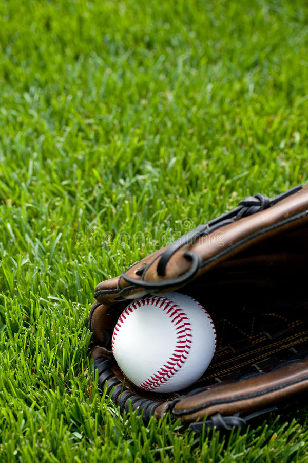 Free Baseball On Field Stock Images - 15201554