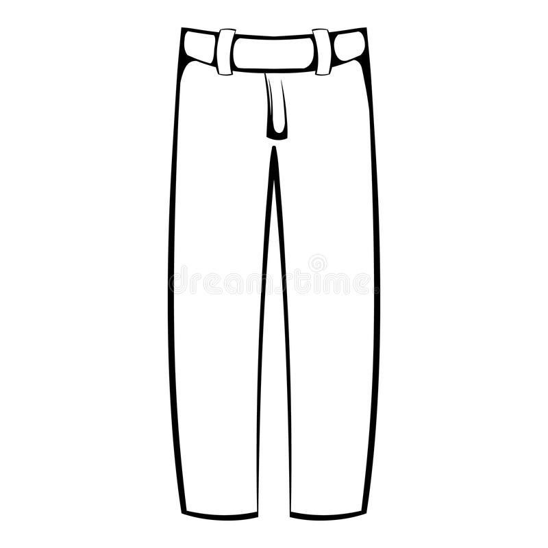 baseball pants icon icon cartoon stock vector illustration of rh dreamstime com Jordan Vector Jordan Vector