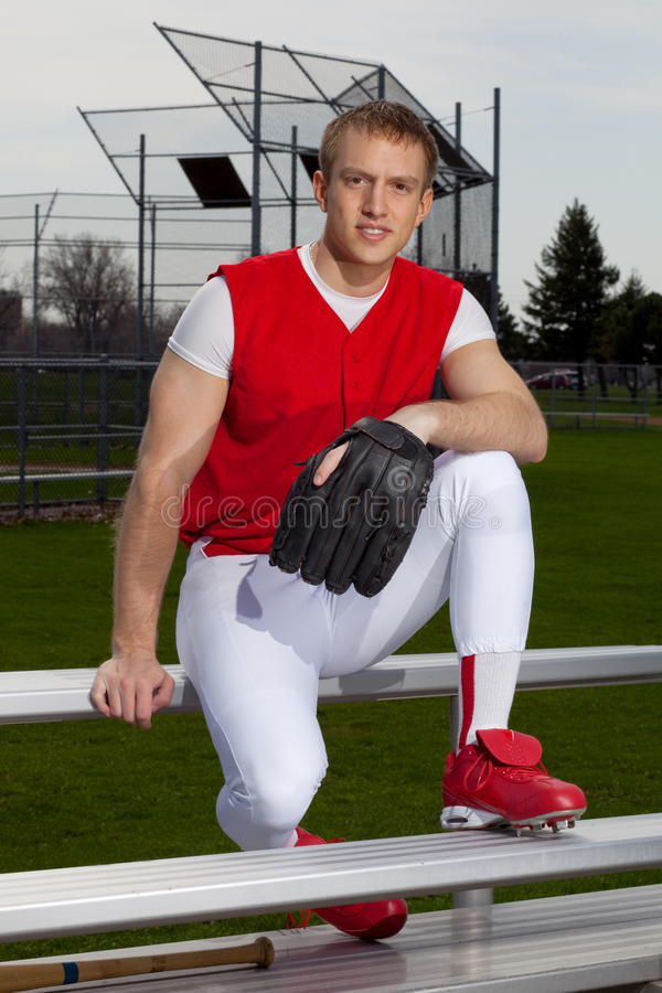 Download Baseball Player stock photo. Image of uniform, outdoor - 19361318