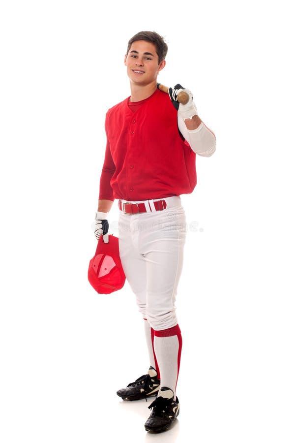 Download Baseball Player stock photo. Image of studio, full, shot - 26921118