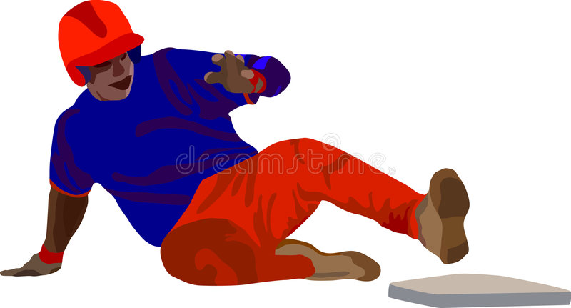 Download Baseball Player Royalty Free Stock Photo - Image: 6177435