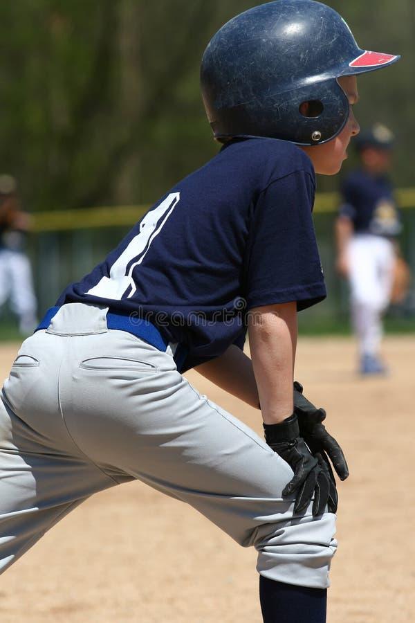 baseball podstawowego biegacz obrazy stock