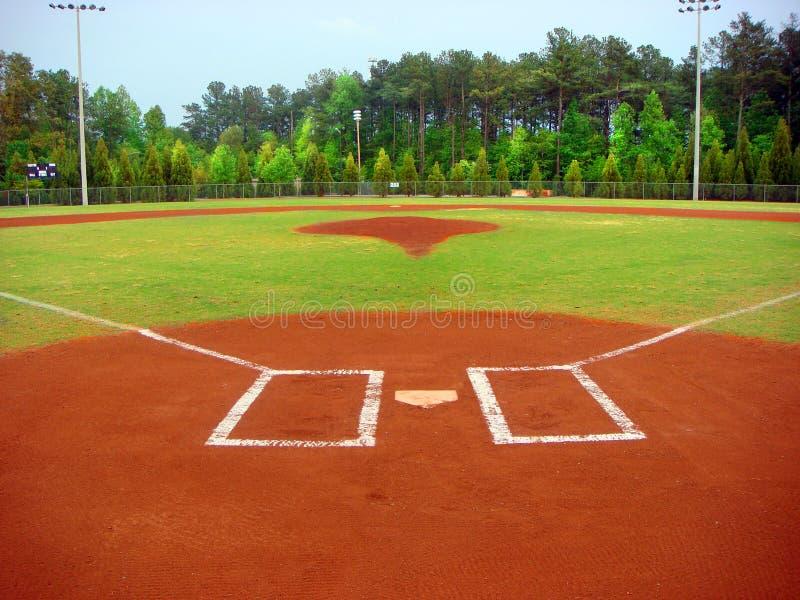 baseball pole zdjęcia stock