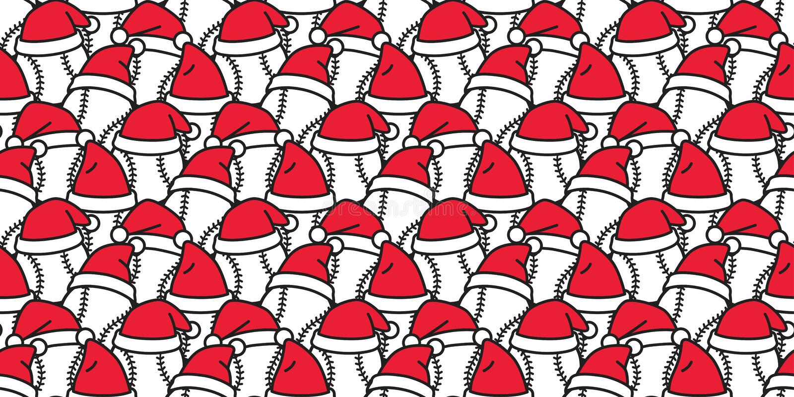 Pattern For Sport Wallpaper: Baseball Seamless Pattern Tennis Ball Vector Tile