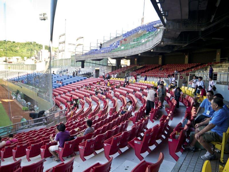 Download Baseball spectators editorial stock photo. Image of pastime - 26557013