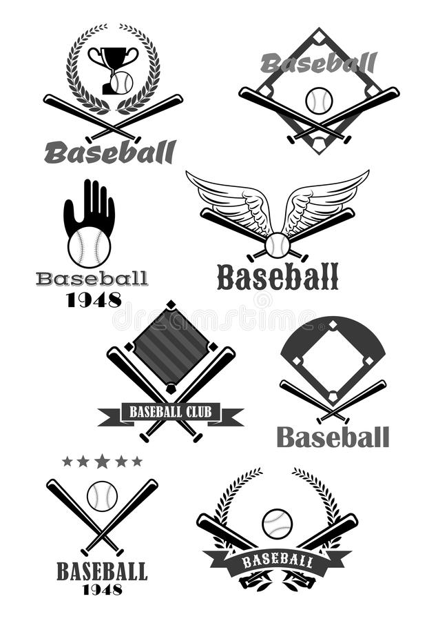 Softball Vector