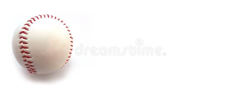 baseball Sportball auf einem hellen Hintergrund für Fahnen, Flieger, Druck und Netz lizenzfreies stockfoto