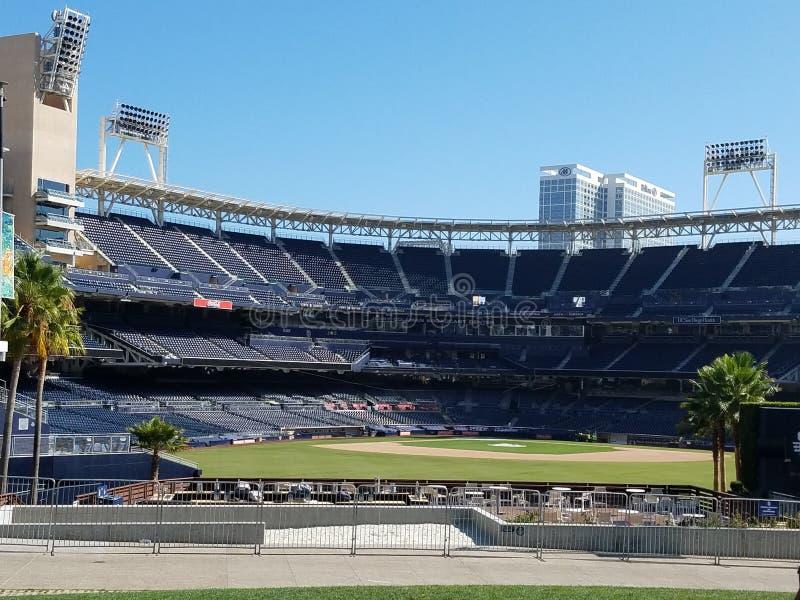 Baseball stadium royalty free stock photography