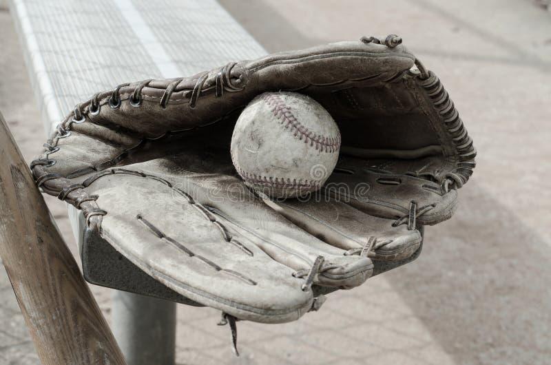 Download Baseball Times Gone By stock image. Image of nostalgic - 37614943