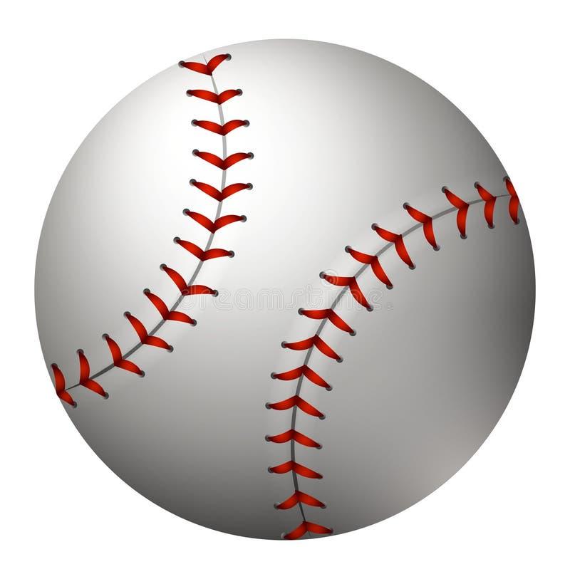 Download Baseball W Prostym Projekcie Ilustracja Wektor - Ilustracja złożonej z akcesorium, item: 57658319