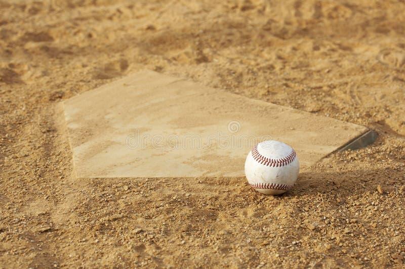 baseballa dom fotografia stock