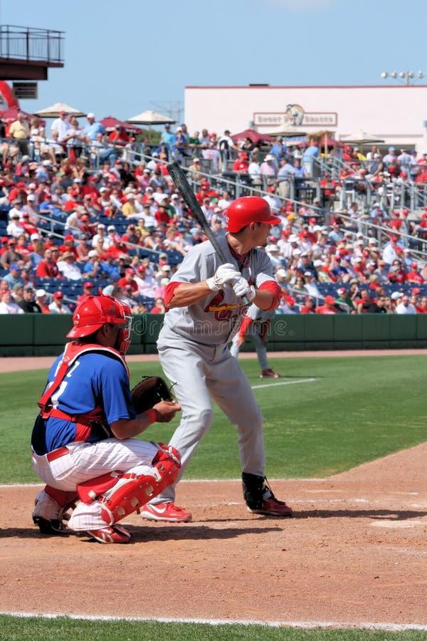 baseballa kardynałów loius mlb phillies st vs obrazy royalty free